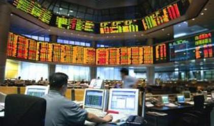 Азиатските индекси последваха спада на американските