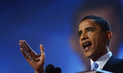 Барак Обама отново говори за края на рецесията