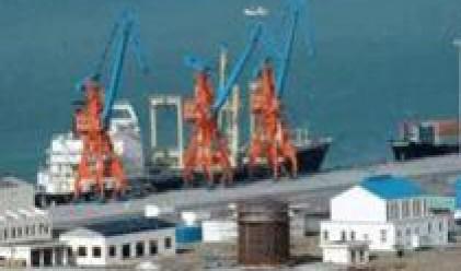 С 10% по-малко товари на пристанище Варна