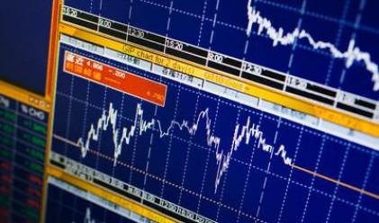 Цените на европейските акции бележат спад днес