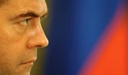 За Медведев Юшченко вече не е президент