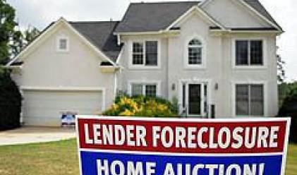 Пореден месечен рекорд на просрочените ипотеки в САЩ