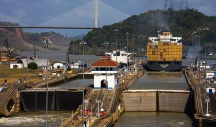 Разширяват Панамския канал до 2014 г.