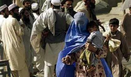 Афганистанците избират президент с чайници, сърпове и орли