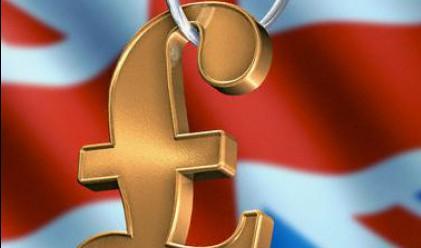 Великобритания с рекорден бюджетен дефицит през юли