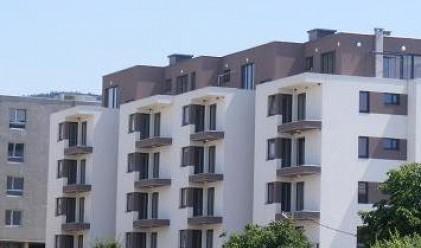 Разрешителните за строеж на жилищни сгради падат с 32%