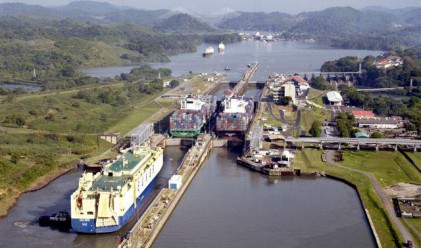 Започва разширяването на Панамския канал