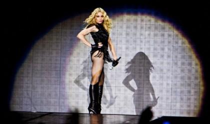 Концертът на годината - Мадона в София