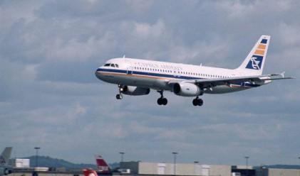 Кипърската авиокомпания с големи загуби за полугодието
