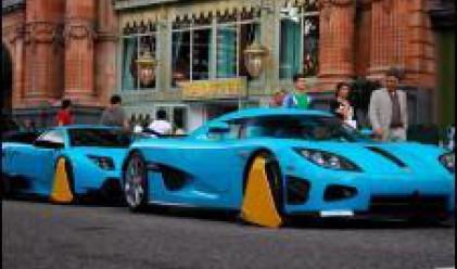 Глоба за неправилно паркиране за Негово височество шейха