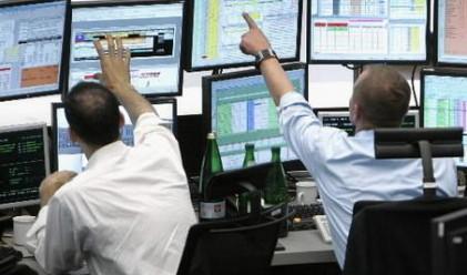 Понижение за европейските борси и щатските фючърси