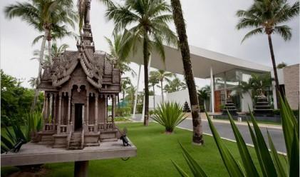 Продадоха най-луксозния дом в Азия