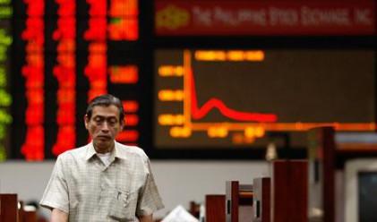 Спад за щатските и азиатски индекси