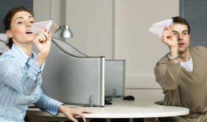 Как бездействат в офиса различните нации