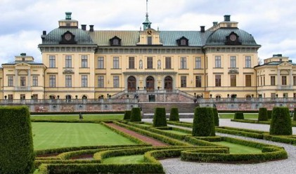 Обир в шведския кралски дворец