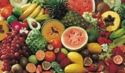Цените на плодовете и зеленчуците се понижават