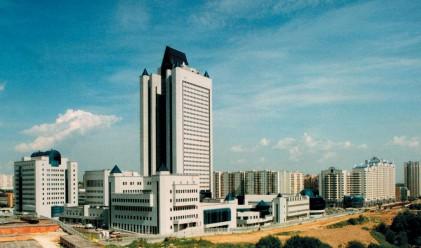 Взрив до офиса на Газпром в Москва