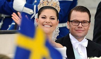 Шведската принцеса се корумпирала... със сватбени подаръци