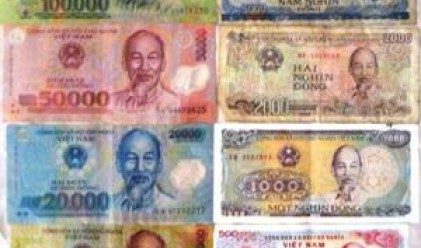 Виетнам обезцени с 2.1% валутата си спрямо долара