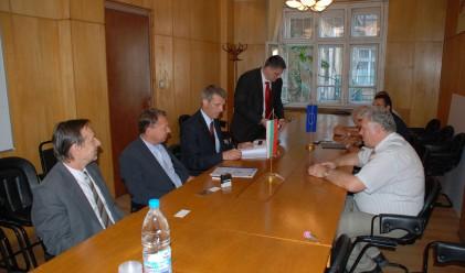 Договориха подготовката на проекта за 3 метродиаметър