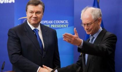 Украйна е близо до асоциирано членство в ЕС