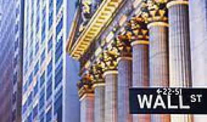 Dow Jones губи 375 пункта в последните четири дни