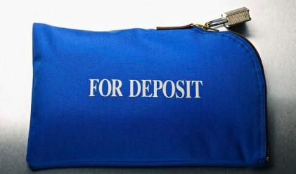 Лихвите по депозитите в левове падат и през юли