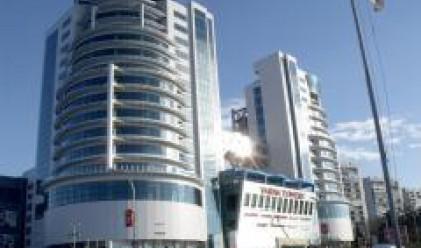 Още един мол с финансови проблеми