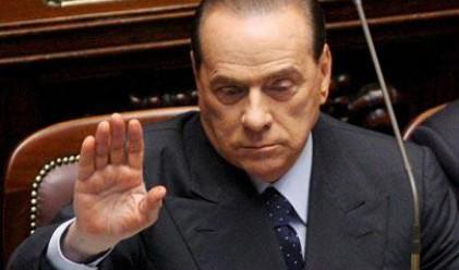 Реч на Берлускони срина борсата в Милано