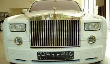 Бизнесмен си купи Rolls Royce за 8 млн. долара