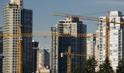 Минимален спад на строителната продукция