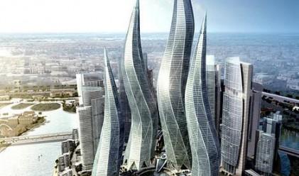 Отложените чудеса на строителството в Дубай