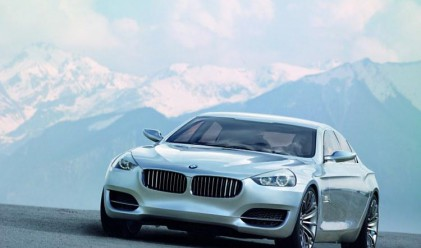 Рекордни продажби за BMW през 2011 г.