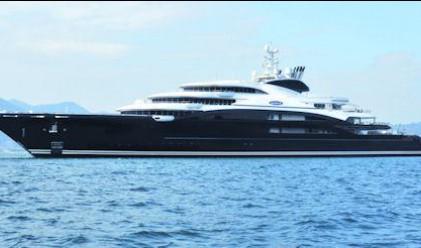 Ново попълнение в челната десетка на най-големите яхти