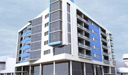Враца и София с най-малка площ на новите жилища