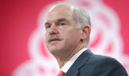 Очакват правителството на Папандреу да падне през 2012