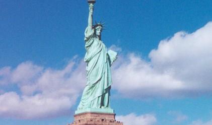 Затварят Статуята на свободата за 1 година
