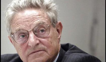 Сорос вижда изход от кризата в специални еврозаеми