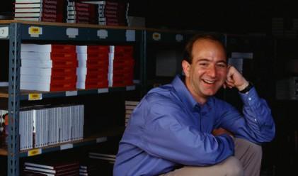 Шефът на Amazon иска да патентова еърбеци за телефон