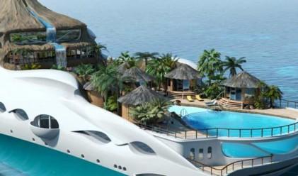 Най-луксозната яхта в света