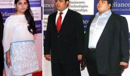 Младите милиардери на Индия