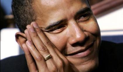 Обама смята работата си за най-добрата в света