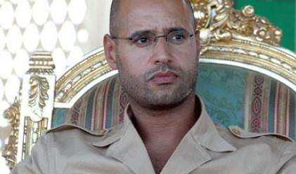 Синът на Кадафи Сейф ал Ислам не е арестуван