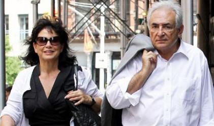 Снемат обвиненията срещу Доминик Строс -Кан