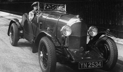 Продадоха най-старото Bentley