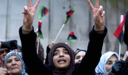 Избори в Либия до 8 месеца
