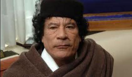 Дават 1.6 млн. долара за главата на Кадафи