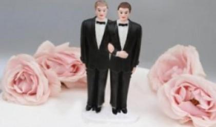 1400 еднополови двойки са сключили брак в Ню Йорк за 1 м.