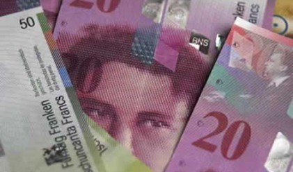 Загуби за долара и швейцарския франк