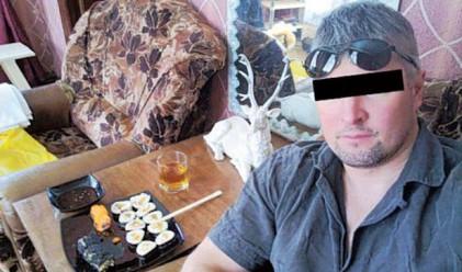 В руските затвори хапват суши и пият уиски и шампанско